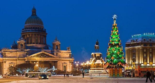 Brauciens uz Maskavu uz Ziemassvētkiem