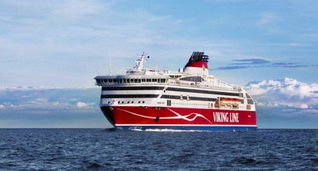 Neaizmirstama Jaunā gada sagaidīšana uz Viking Line kruīza kuģa.