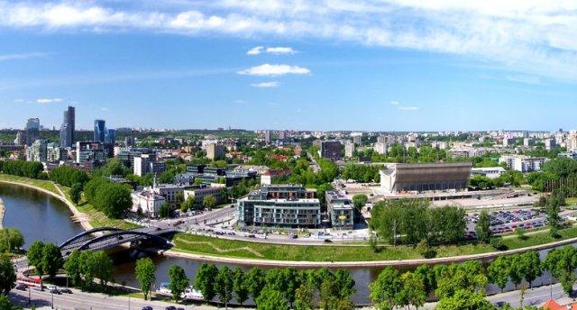 Brīvdienas Viļņā, atpūta 5* viesnīcā Vilnius Grand Resort!