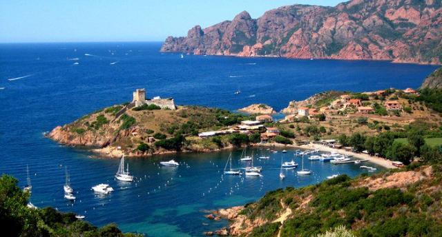 Sardīnija, Korsika , Toskāna (Garantēts!)