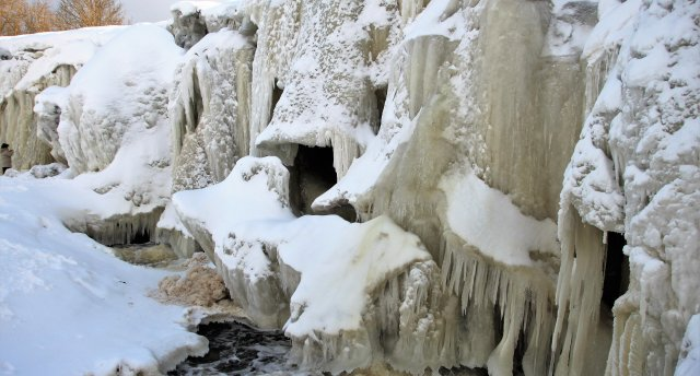 Igaunijas leduskritumi dabas mīļotājiem
