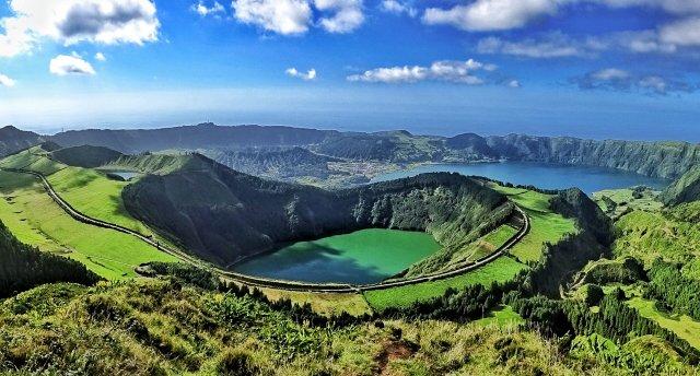 Azoru salas Lieldienās