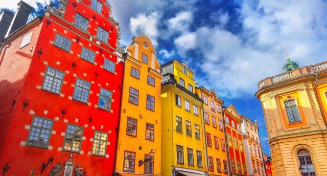 Klasiskais Skandināvijas kruīzs! Pērnava - Tallina – Stokholma - Turku - Helsinki