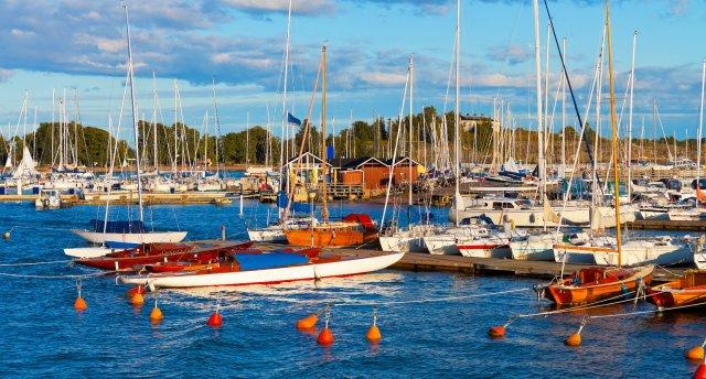 Ziemeļu sāga: Ālandu salas! Eckerö, Sunda un Mariehamna! Nedēļas nogales kruīzs