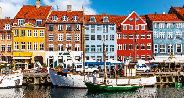 Trīs Skandināvijas galvaspilsētas! Norvēģija, Dānija un Zviedrija!