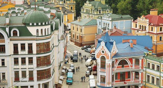 Neaizmirstamas brīvdienas Kijevā