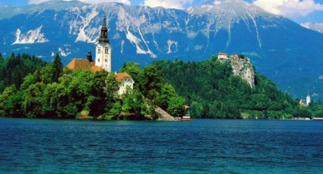 Slovēnija - Eiropas zaļais dārgakmens…un Miramare, Itālijas Triestas piekrastē... GARANTĒTS!