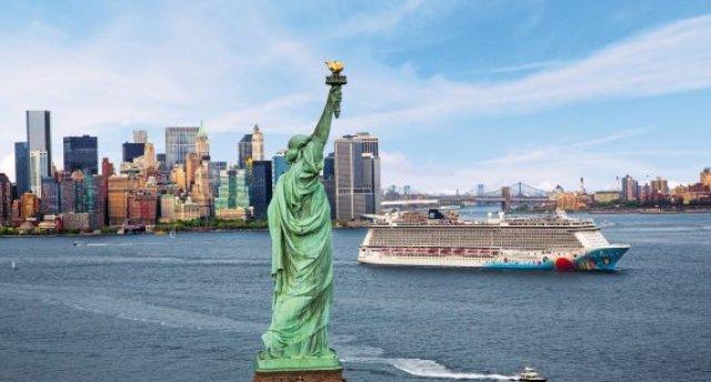 Rudens brīvdienās: Ņujorka, Florida un vasara Bahamu salu kruīzā
