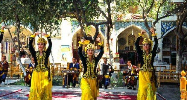 Novrūzs jeb Jaunā gada svinēšana Uzbekistānā - centrālās Āzijas pērlē! Garantēts