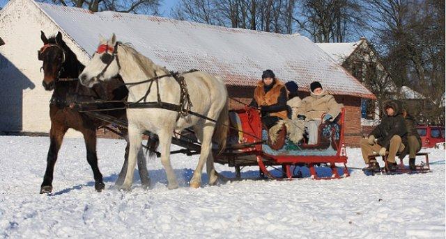 Ziemassvētku burvība Ziemeļpolijā