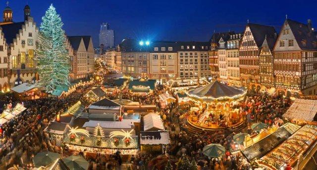Ziemassvētki Čehijā un  Vācijā. Prāga-Nirnberga- Karlovi Vari- Drēzdene.