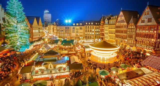 GARANTĒTS! Ziemassvētku pasaka un Eiropas krāšņākie ziemassvētku tirdziņi – Prāga, Vīne un Drēzdene!