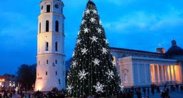 Ziemassvētku pasaka Viļņā un Traķos