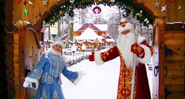 Ziemassvētku pasaka Baltkrievijas Salaveča rezidencē (Belovežas garša un Belostoka)