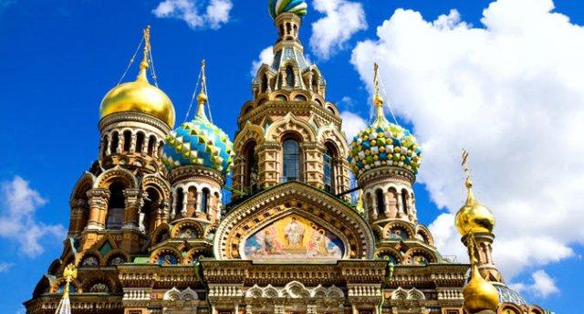 GARANTĒTS! «Klasiskā Sanktpēterburga!» Ziemeļu Venēcija, Katrīnas pils & Dzintara istaba, Pēterhofa - Strūklaku pilsēta! GARANTĒTS