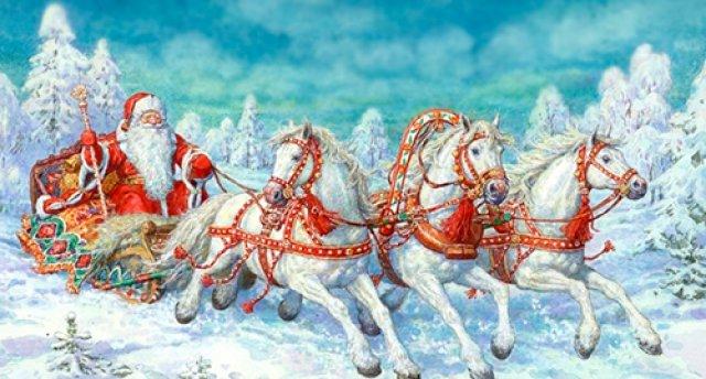 """Ziemassvētku pasaka Sanktpēterburgā – ziemas pasaka """"Ziemeļu Venēcijā""""!"""