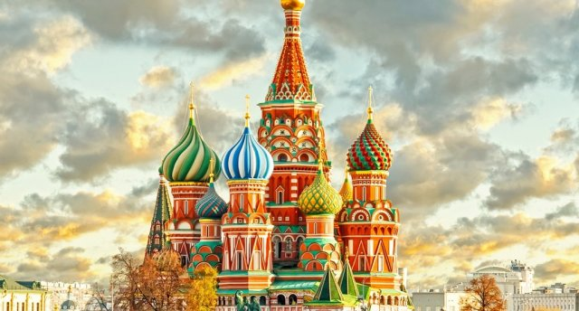 Zelta Maskava! Tretjakova galerija, Maskavas Kremlis, Sarkanais laukums: Ieroču palāta, Kolomenska