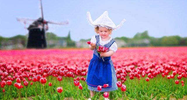 «Holande – Ziedu svētki un slavenā ziedu parāde 2018!» 6 dienas! Nacionālais ziedu parks Holandē: Кeukenhofas ziedu parks!