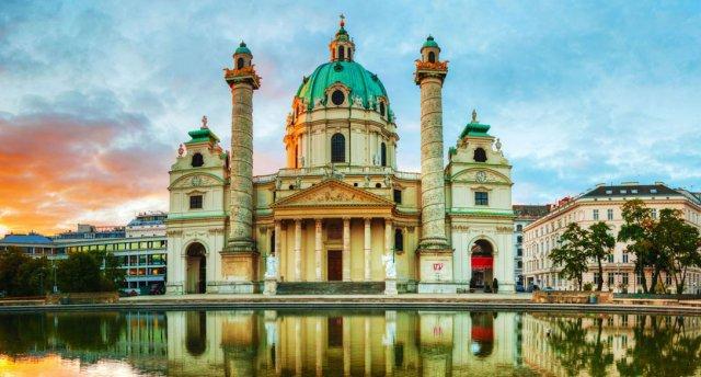 AKTUĀLI!! EIROPAS TŪRE! – Čehija, Austrija, Slovākija. (Olomouca – Macoha – Vīne – Valtices pils – Bratislava)