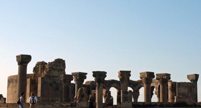Gardā iepazīšanās ar Armēniju