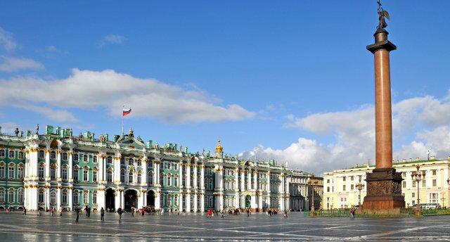 Kruīzs uz Sankptēterburgu (bez vīzas)