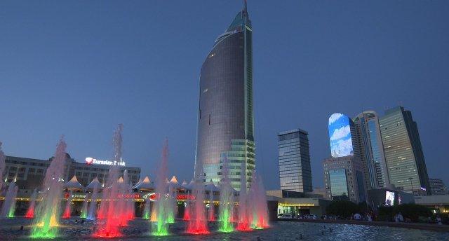 Pārsteidzošā Kazahstāna