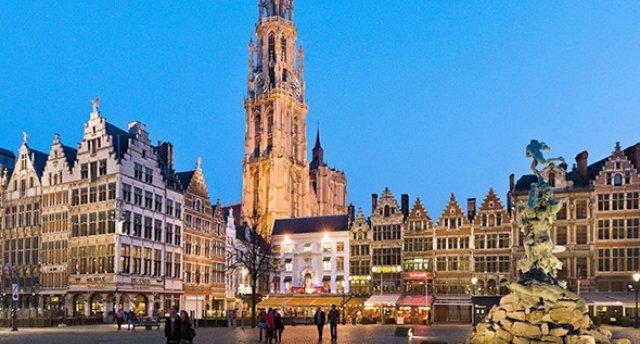 Romantiskās Vācijas un Benelux mazpilsētas ar vēstures elpu! 6 dienas!