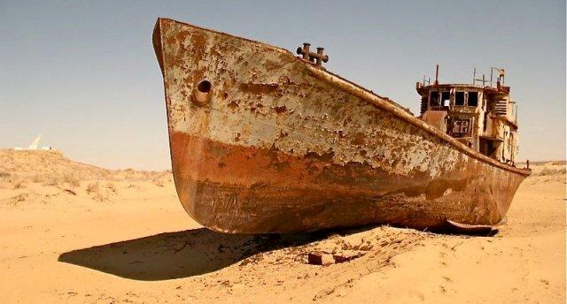Uzbekistānas pērles un izzūdošās Arāla jūras meklējumos Karakalpakstānā