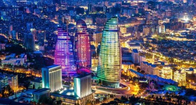 Aizkaukāza skaistule - uguns zeme Azerbaidžāna!