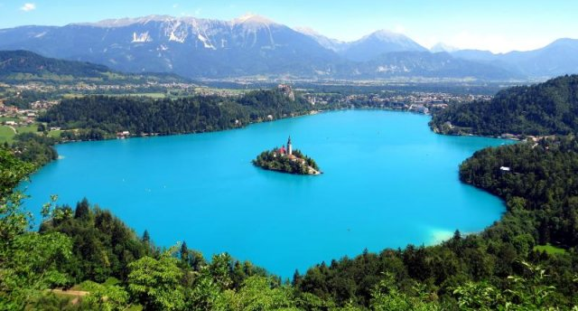 Eiropas zaļais dārgums Slovēnija