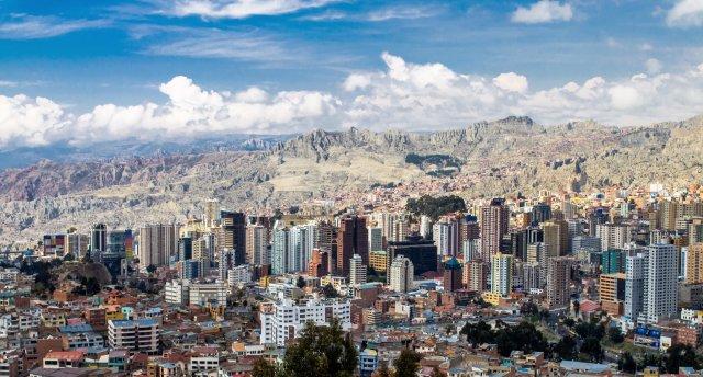 Peru, Bolīvija un Čīle