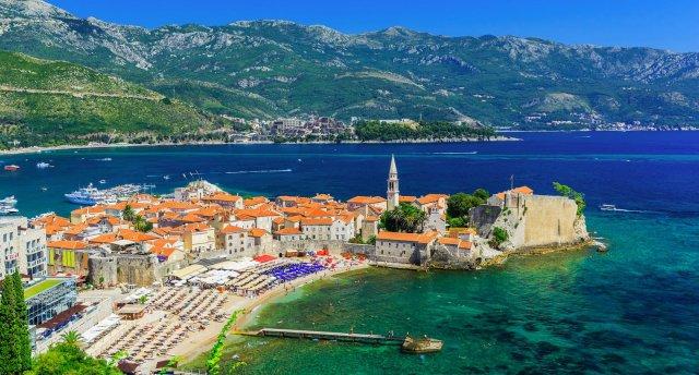 Atpūta Melnkalnē - Montenegro, kūrortā pie Adrijas jūras