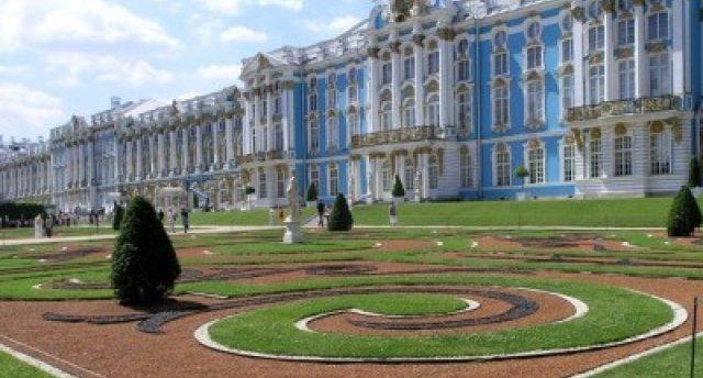 Lieldienas Sanktpēterburgā