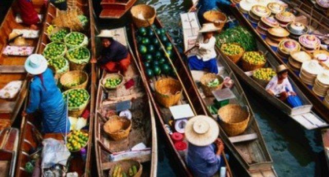 Bangkoka – Khao Sok – Krabi – Puketa! Apbrīnojamie Taizemes dienvidi ar Cheo Lan ezeru, Andamanu jūras salam un atpūtu Krabi un Puketā! 2 ekskursijas dāvanā!