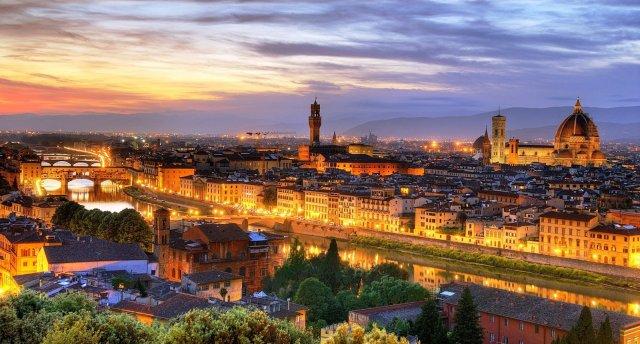 Aviotūre uz Itāliju - 8 dienas (cena var mainīties, sakarā ar aviobiļešu sadārdzinājumu).