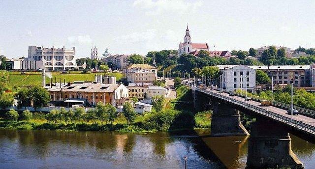 Uz Grodņu Baltkrievijā bez vīzas!