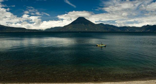 Centrālamerika no Gvatemalas līdz Panamai