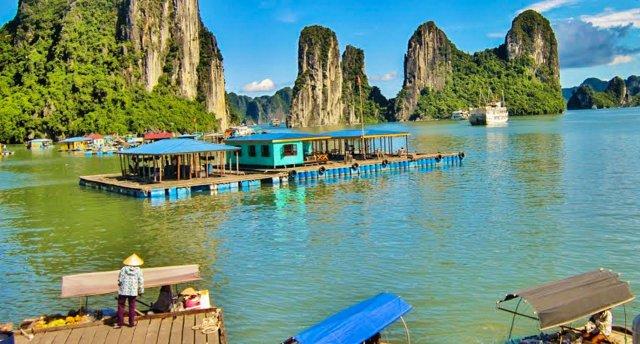 Iesakām! Vjetnama: Hošimina–Mekongas tūre-Hanoja–Halonga–Sapa–atpūta Mui Ne pludmalē