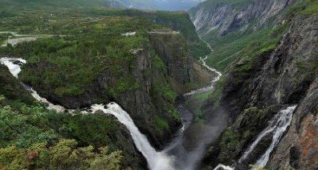 Norvēģijas fjordu kruīzs