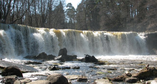 Igaunijas ūdenskritumi