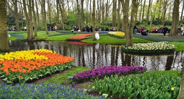 """Aviotūre """"Holande-Beļģija ar iespēju apmeklēt Keukenhofas ziedu parku un ziedu parādi 22.04.2017. (cena var mainīties atkarībā no aviobiļešu sadārdzinājuma)"""