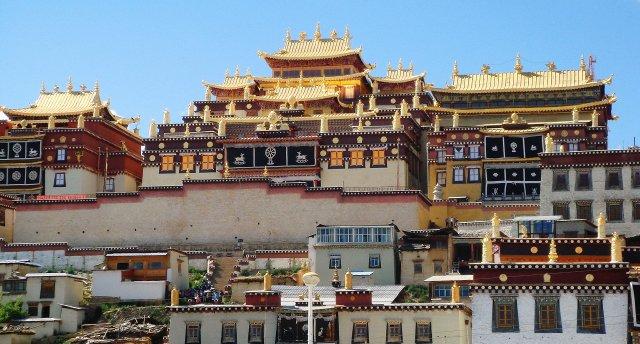 Dienvidķīna un Tibeta