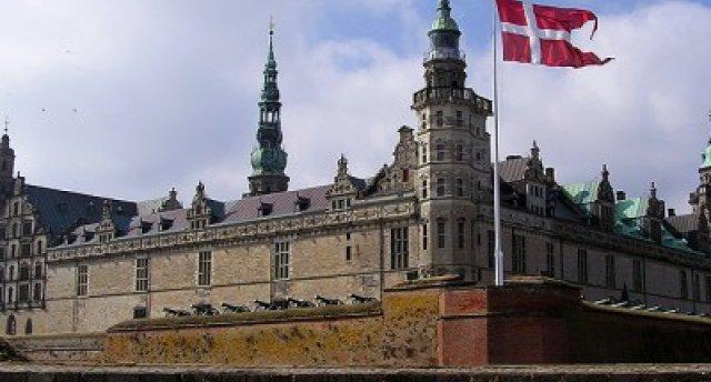 Vācija - Dānija - Zviedrija.