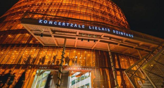 ELISSO BOLKVADZE | Lieldienu GALA koncerts Lielajā Dzintarā!