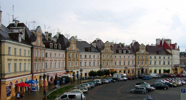 Belostoka, Ļubļina, Zamošča, Zamoisku pils - UNESCO mantojums!