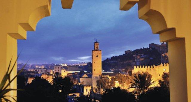 Ceļojums pa Maroku...