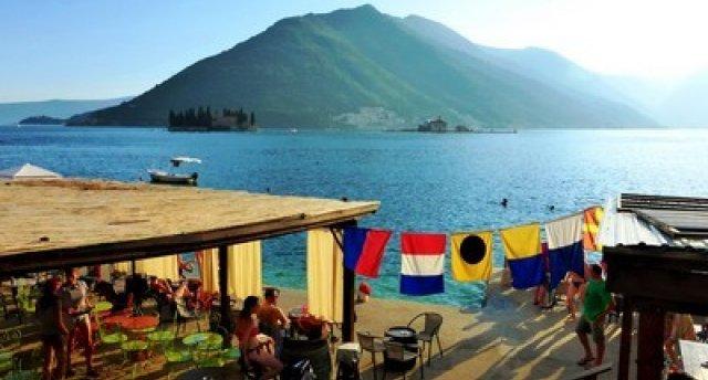 Horvātija un Melnkalne - Krāšņā Adrijas jūra