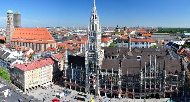 Gleznainā Bavārija! 7 dienas! Nirnberga - Minhene – Berhtesgādena – Zalcburga –Bavārijas pilis!