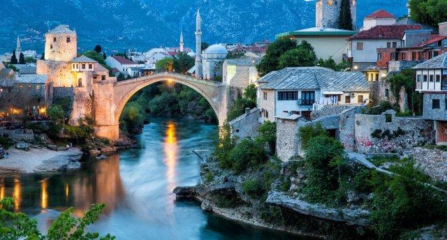 Ūdenskritumu valstībā… Serbija, Bosnija un Hercegovina... Ar atpūtu pie Adrijas jūras!