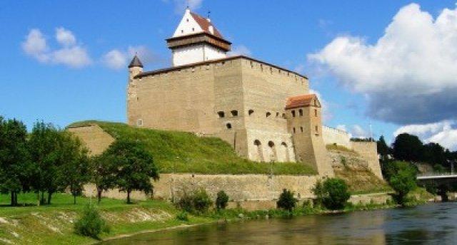 Ziemeļu karaliene - Narva!